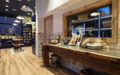Bijou, La rénovation complète de « La Quesera tienda & cheese bar »