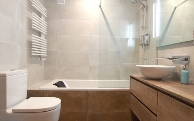 Brigitte, renovated two bathrooms in a lovely house in Sant Cugat del Vallès