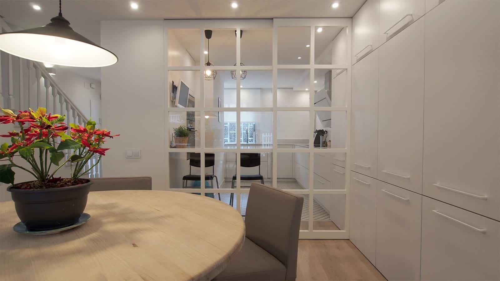 Reforma integral vivienda Sant Cugat del Vallès. Glow Rehabilita.