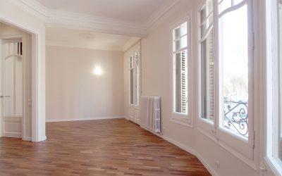 Soleil, la reforma de un antiguo y típico piso situado en Barcelona