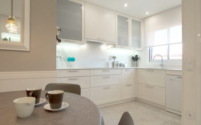 Agathe, fully renovated a kitchen in Sant Cugat del Vallès