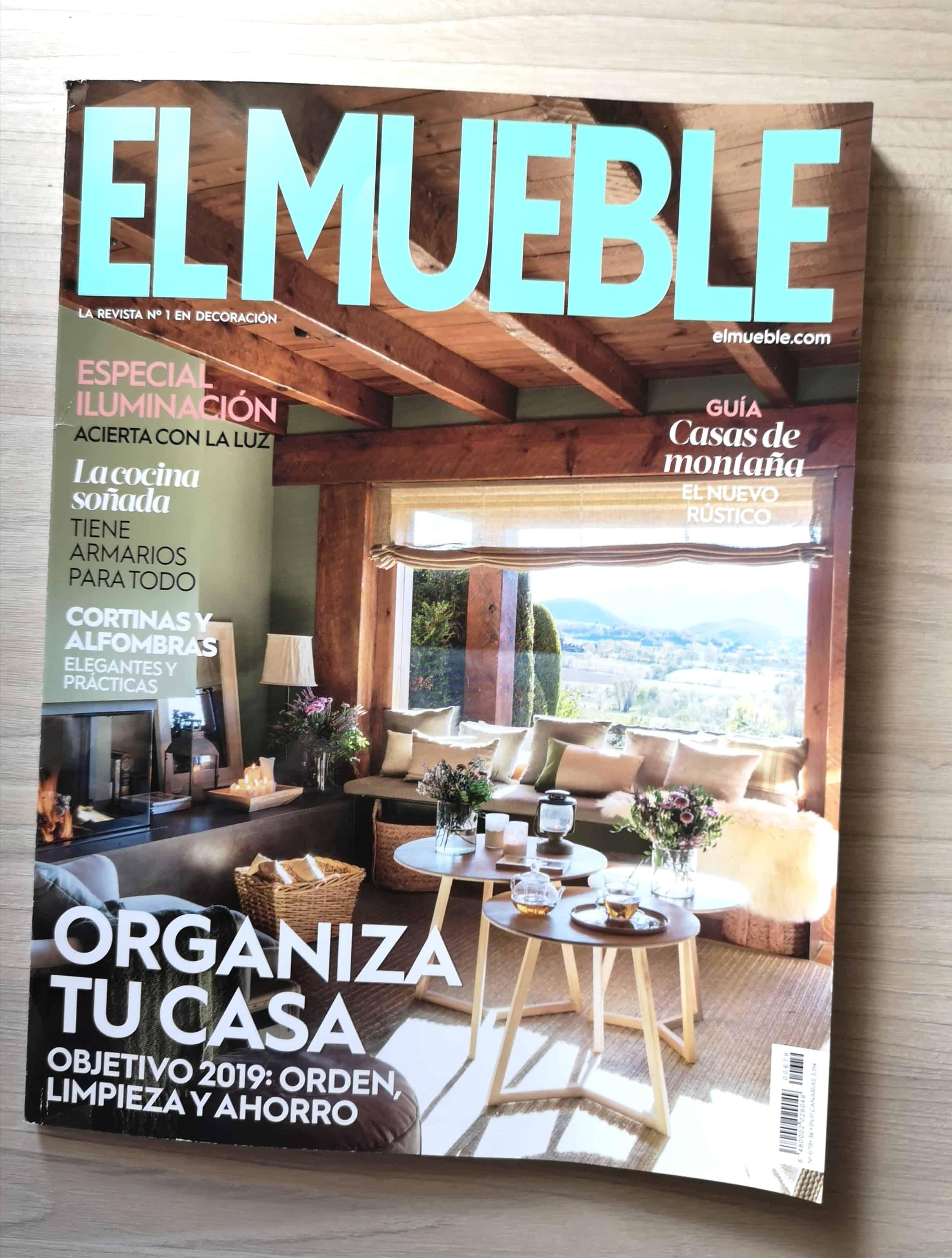 De Nuevo En La Revista El Mueble De Enero Glow Rehabilita