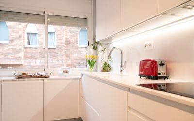 Nadine, reforma de cocina y baño en Sant Cugat del Vallès