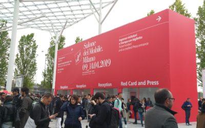 Nuestra visita a la Feria del Mueble de Milán 2019