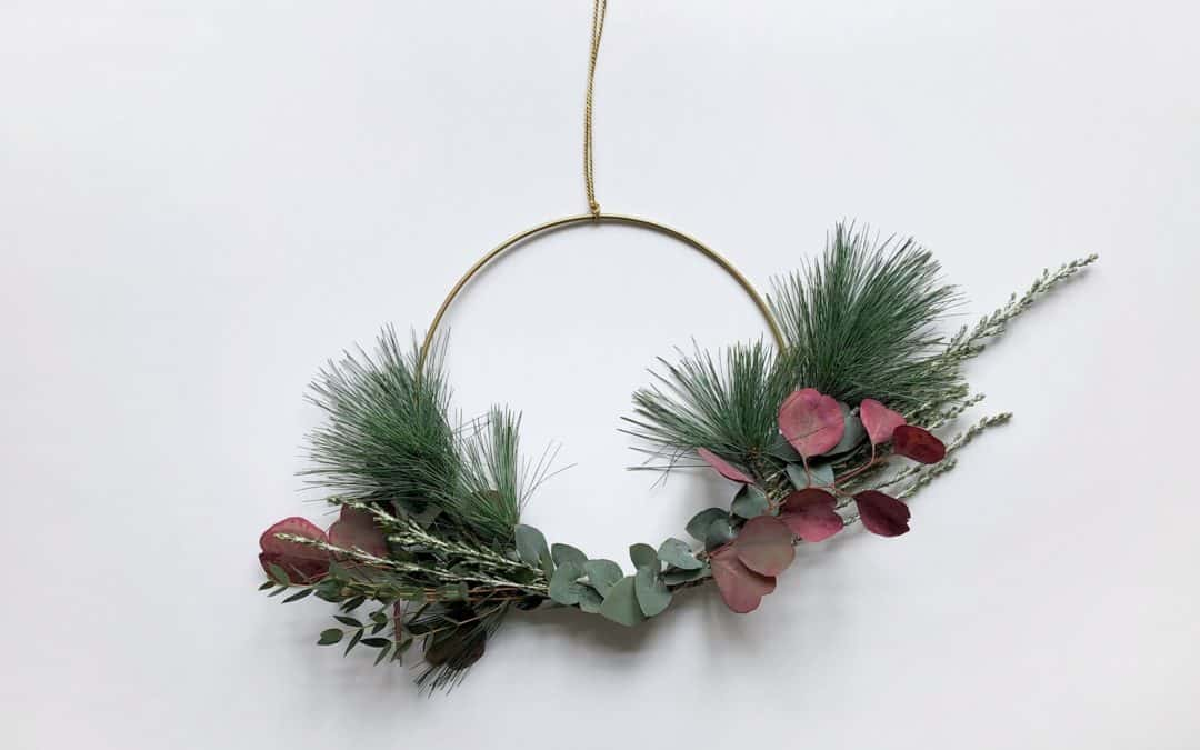 Ideas para la decoración de Navidad, en el hogar