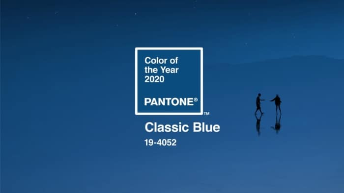 El color de l'any segons Pantone
